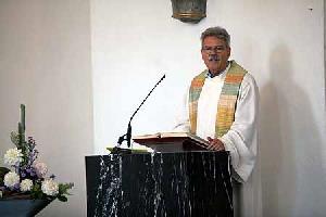 Festprediger Br. Willi Anderau