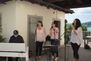 die Gruppe Leila s Vocal Selection