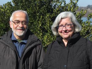 Br. Paul und Yolanda Bärtschi