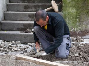 Steine legen als meditative Arbeit?