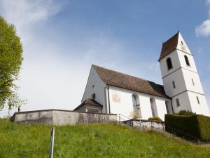 Kirche von Bollingen.