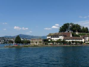 Kloster vom See 2