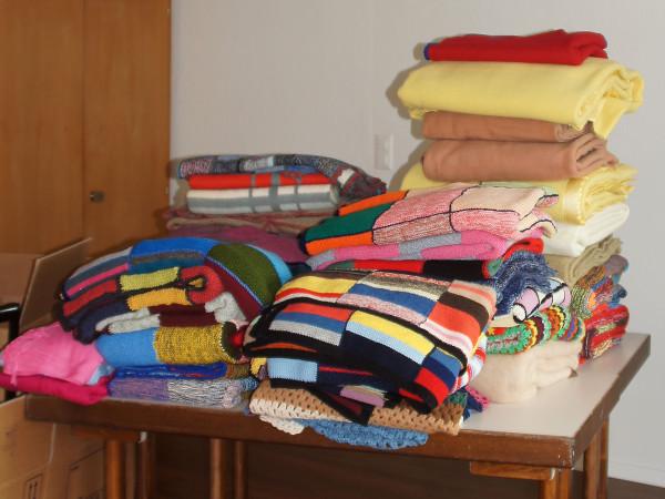 Decken für Syrien